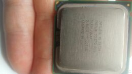 Процессоры (CPU) - Процессор i intel pentium dual core e 6700 2.7 Ггц, 0