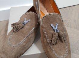 Ботинки - Santoni junior. 38 размер. НОВЫЕ., 0