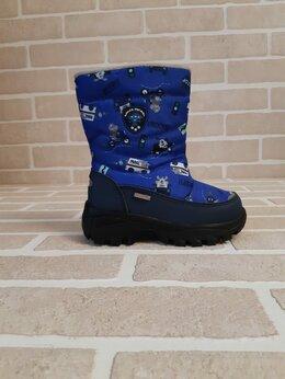 Сноубутсы, дутики - Детские сноубутсы зимние для мальчиков MILTON,…, 0