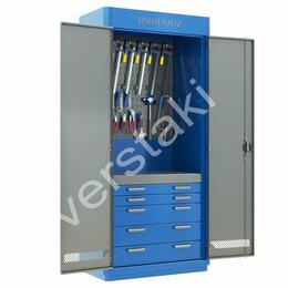 Шкафы для инструментов - Шкаф инструментальный металлический KronVuz Box…, 0