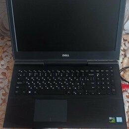 Ноутбуки - Игровой ноутбук Dell Inspiron 15 7566, 0