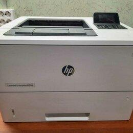 Принтеры, сканеры и МФУ - Принтер лазерный HP LaserJet Enterprise M506, 0