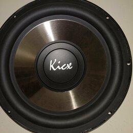 Акустические системы - Новый динамик для сабвуфера Kicx ICQ 300B или ICQ 300BА ., 0