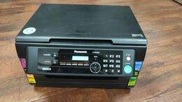 Принтеры и МФУ - Лазерное МФУ Panasonic KX-MB2000RU, 0