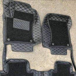 Интерьер  - Коврики в салон Авто эко кожа 3D., 0