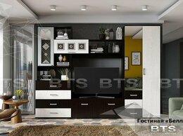 Шкафы, стенки, гарнитуры - Гостиная Белла 2, 0