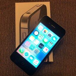 Мобильные телефоны - iPhone 4s 16 gb Black, 0
