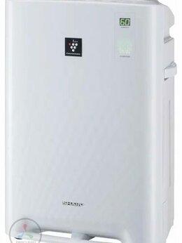 Очистители и увлажнители воздуха - Очиститель воздуха с функцией увлажнения Sharp…, 0