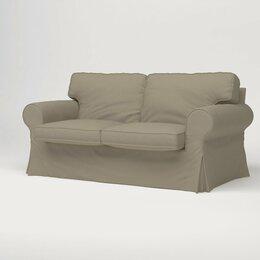 Чехлы для мебели - Чехол для дивана-кровати Экторп 2 местного (ИКЕА), 0