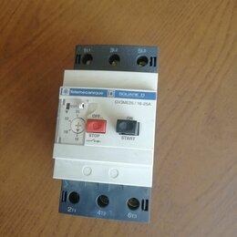 Защитная автоматика - Автоматический выключатель GV3ME25, 0