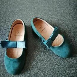 Балетки, туфли - Туфли для девочек, размер 29, 0