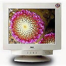 Мониторы - Монитор CTX PR500F, 0