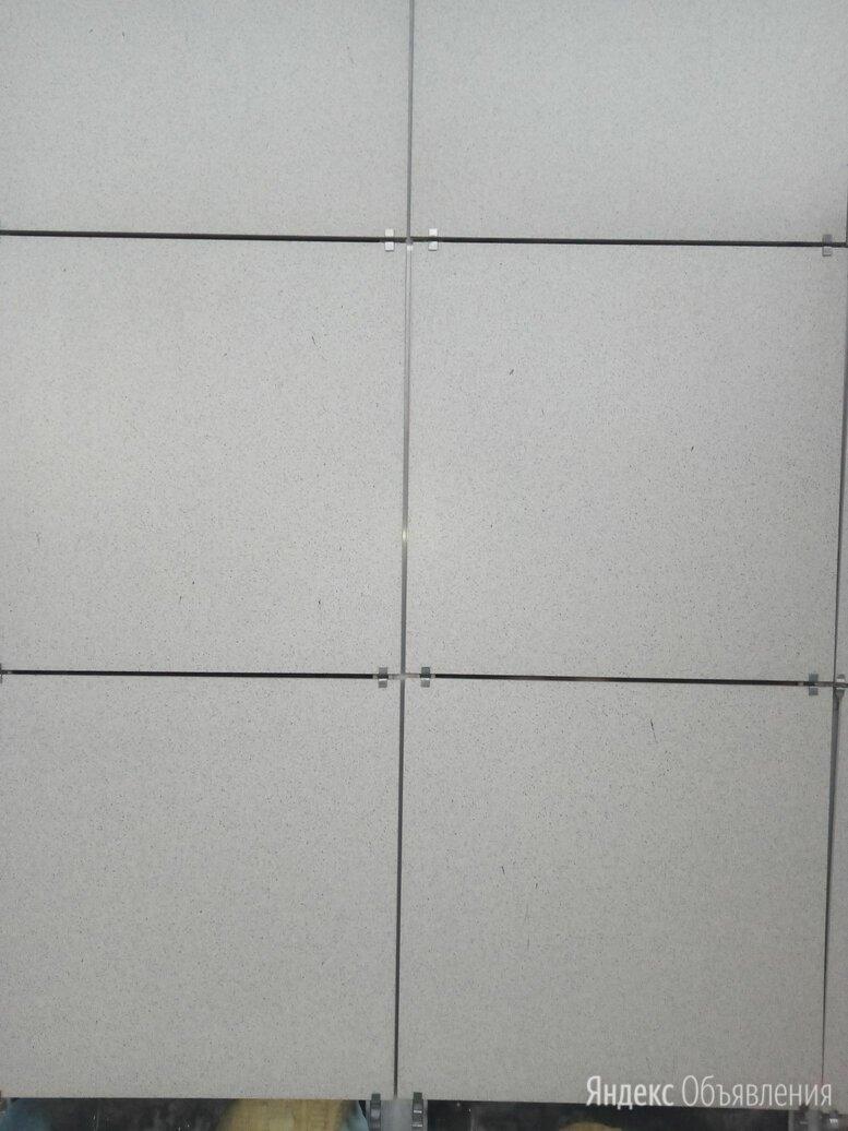 Керамогранит плитка б/у.60х60 по цене 550₽ - Плитка из керамогранита, фото 0