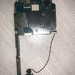 Платы и микросхемы - Материнская плата для телефона Lenovo A1010a20, 0