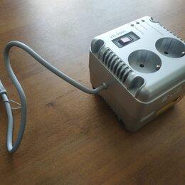 Источники бесперебойного питания, сетевые фильтры - Стабилизатор напряжения Sven VR-V 600 (OEM), 0