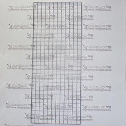 Заборчики, сетки и бордюрные ленты - Сетка 1500х600 одинарный ободок ф6 мм, крашенная, S1.3, 0