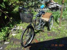 Велосипеды - Велосипед трехколесный Stels, 0