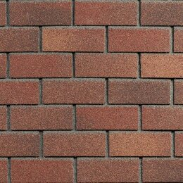 Фасадные панели - Технониколь HAUBERK фасадная плитка, Террактовый…, 0