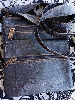 Сумки - Мужская сумка планшет плюс портмоне, выгодное…, 0