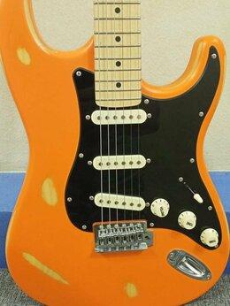 Электрогитары и бас-гитары - Электрогитара Stratocaster Zombie Seg St-Relic Oy, 0