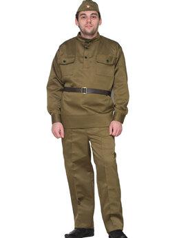 Военные вещи - Военная форма взрослый Набор солдат мужской,…, 0