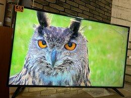 "Телевизоры - Большой телевизор 58"" Smart,4K,Онлайн-тв,настроен, 0"