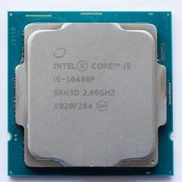 Процессоры (CPU) - Процессор Intel Core i5-10400F BOX, 0