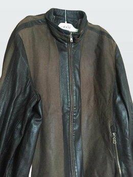 Куртки - Куртка кожаная 54р, 0