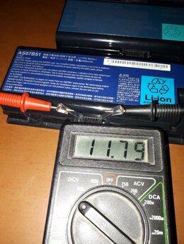 Блоки питания - аккумулятор aserAS07B51, 0