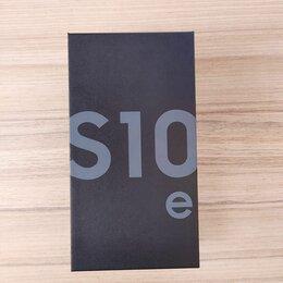 Мобильные телефоны - Samsung Galaxy S10e 128гб новый, 0
