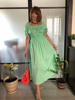 Платья - платье 100% хлопок Италия , 0