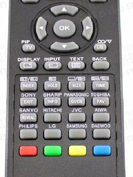 Пульты ДУ - Универсальный пульт для LCD телевизоров, 0