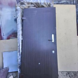 Входные двери - Дверь железная бронированная , 0