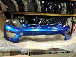 Кузовные запчасти - Бампер передний x-line синий n4b, 0