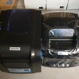 Принтеры чеков, этикеток, штрих-кодов - Принтер этикеток 80мм Xprinter., 0