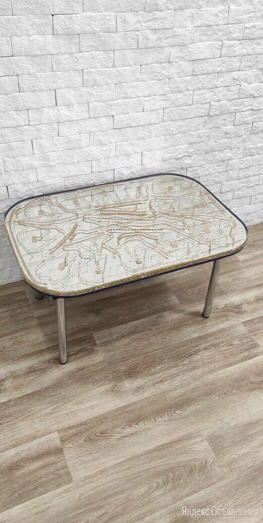 Продам стол из эпоксидной смолы по цене 30000₽ - Столы и столики, фото 0
