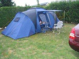 Палатки - Палатка 6 местная 3 комнатная, 0