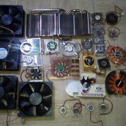 Кулеры и системы охлаждения - Охлаждение радиаторы, 0
