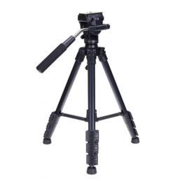Штативы и моноподы - Трипод YUNTENG VCT-691 540-1490 мм (Черный), 0