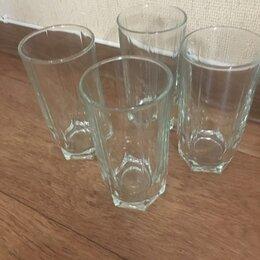 Бокалы и стаканы - Стаканы 4 шт. , 0