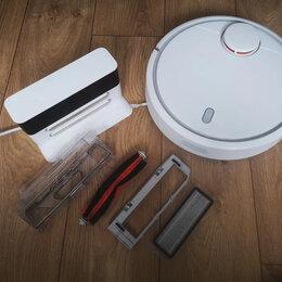 Роботы-пылесосы - Робот-пылесос xiaomi mi robot vacuum , 0