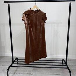 Платья - Платье бархатное Love Republic, 0