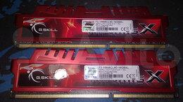 Модули памяти - DDR3 G.skill 16GB (2x8GB) 1333MHz, 0