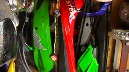 Защита и обвесы  - Пластик и оптика на скутера, 0
