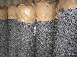 Заборчики, сетки и бордюрные ленты - Продам сетку рабицу оцинкованную Руза, 0