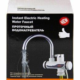 Водонагреватели - Проточный водонагреватель , 0