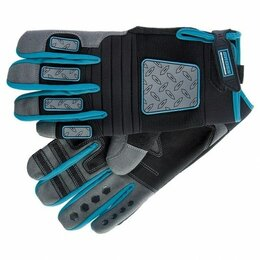Перчатки и варежки - Перчатки универсальные комбинированные DELUXE,…, 0