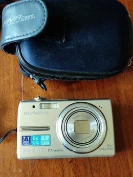 Фотоаппараты - Цифровой фотоаппарат Olympus Fe-240, 0