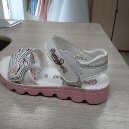 Босоножки, сандалии - босоножки  для девочек новые лето, 0