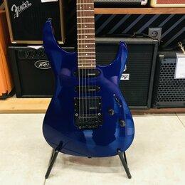 Электрогитары и бас-гитары - Электрогитара Fernandes HSS Blue Japan 2000S, 0